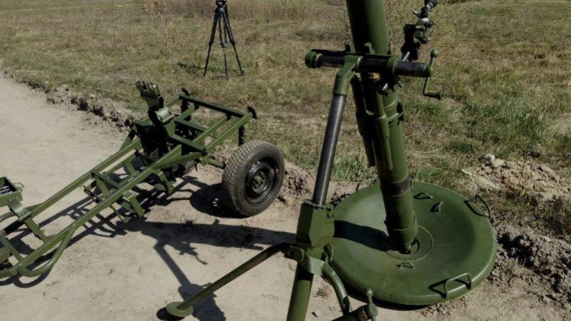 На Донбасі під час навчальних стрільб загинув український військовий