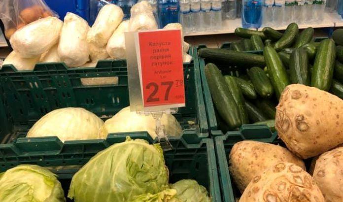 «Капуста з Албанії, часник – з Єгипту» – в українських супермаркетах в той час, як українські фермери змушені викидати свою продукцію
