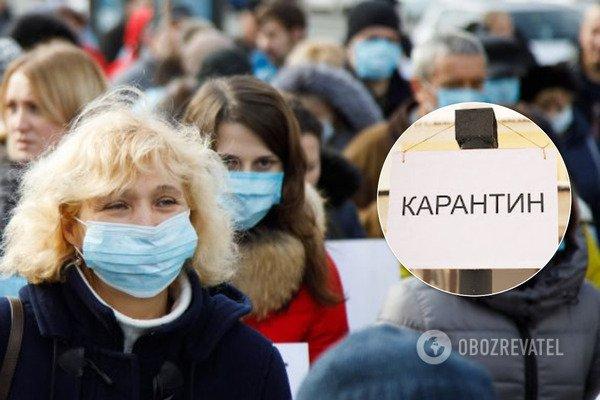Коли закінчиться карантин в Україні: пояснення