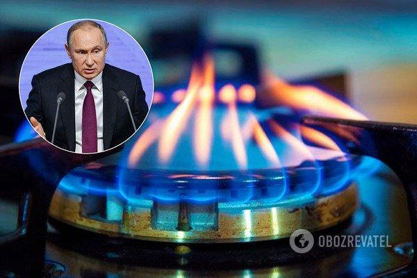 «Газпром» приготувався до обвалення попиту на газ