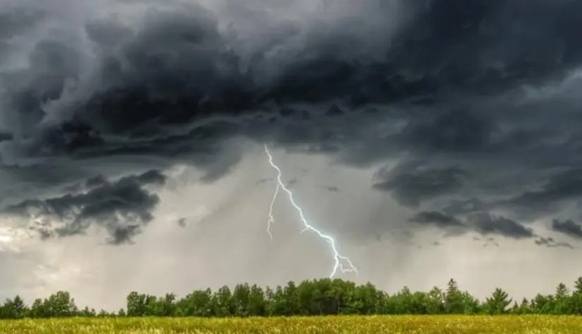 Україну заллє дощами з грозами: синоптики уточнили прогноз погоди