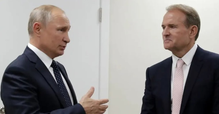 Проти Медведчука й ОПЗЖ відкрили справу щодо держзради – Офіс генпрокурора