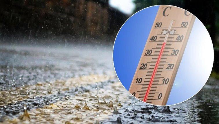 Україну чекають спека і дощі з грозами. Докладний прогноз на літо