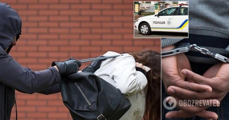 Київ захлеснула хвиля пограбувань: серед білого дня атакують жінок і відбирають навіть продукти