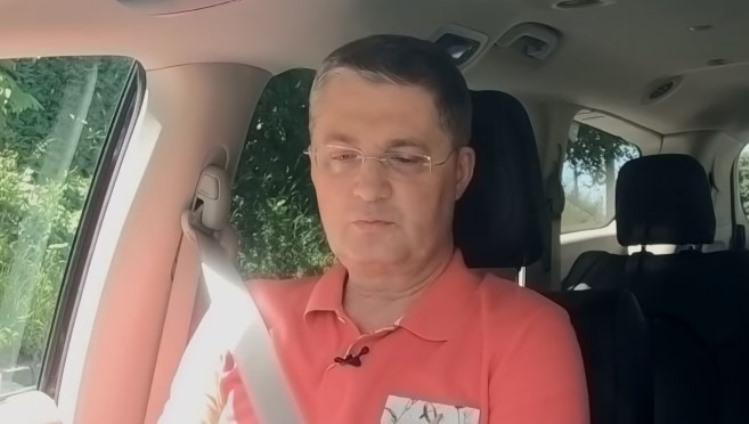 """""""Росія для мене померла"""": популярний український ведучий зробив патріотичну заяву(ВІДЕО)"""