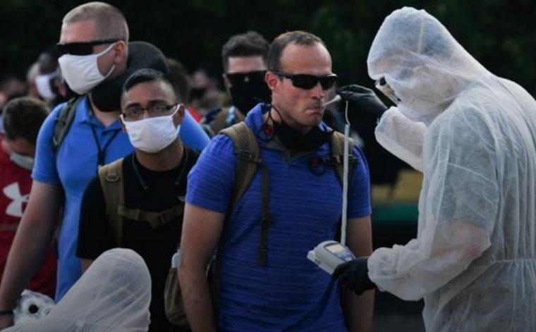 150 військових США прибули в Україну для продовження навчальної місії у Яворові