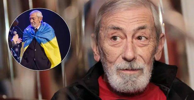 Кікабідзе – 82: що ж говорив легендарний актор про українців, Росію та Путіна