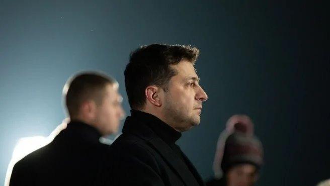 Зеленський одразу після звільнення заручників видалив відео, яке записував на вимогу терориста