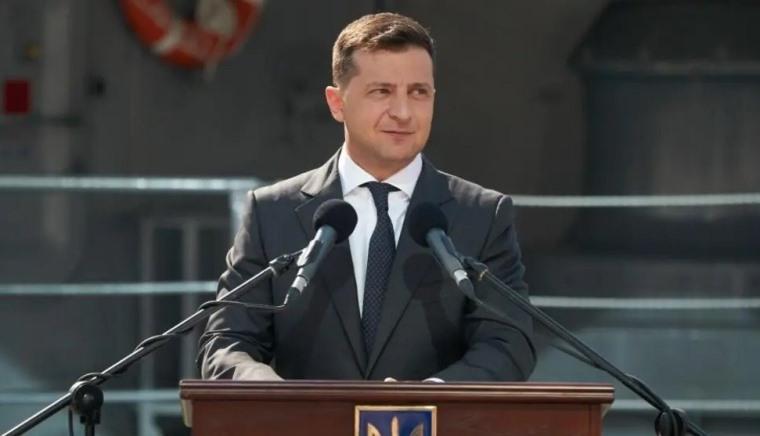 Зеленський в День ВМС пообіцяв повернути усі території України