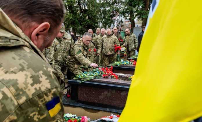 Українським військовим вдалося забрати тіло бійця, якого не стало 13 липня на Донбасі