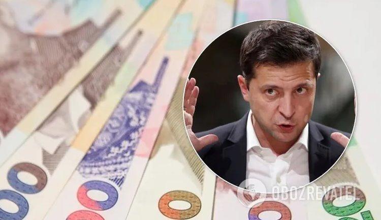 Зеленський внесе до Ради законопроєкт про підвищення мінімалки до 5000 гривень