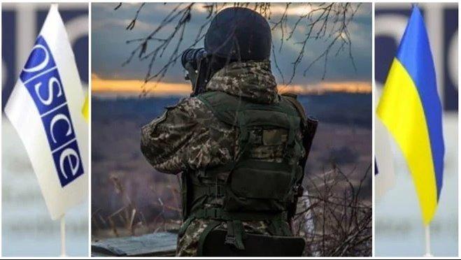 На Донбасі – жодного пострілу: такі дані ОБСЄ публікує вперше з 2015
