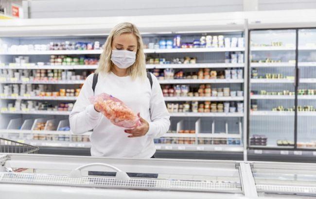 Активний коронавірус знайшли на упаковці заморожених продуктів: такого ще не було