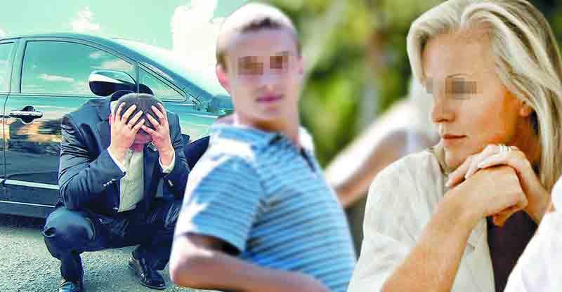 «Скліщених» депутатку та ексголову РДА із коханцем-шофером вимушений був доставляти у лікарню власний чоловік