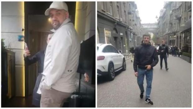 Охорона російського репера Басти намагалася побити українця за запитання про Крим – Стерненко